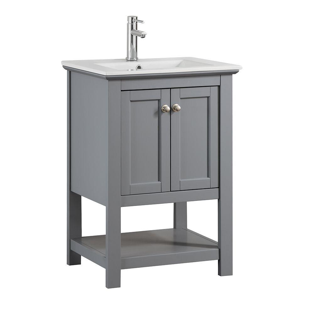 Bathroom Vanities With Tops The Home