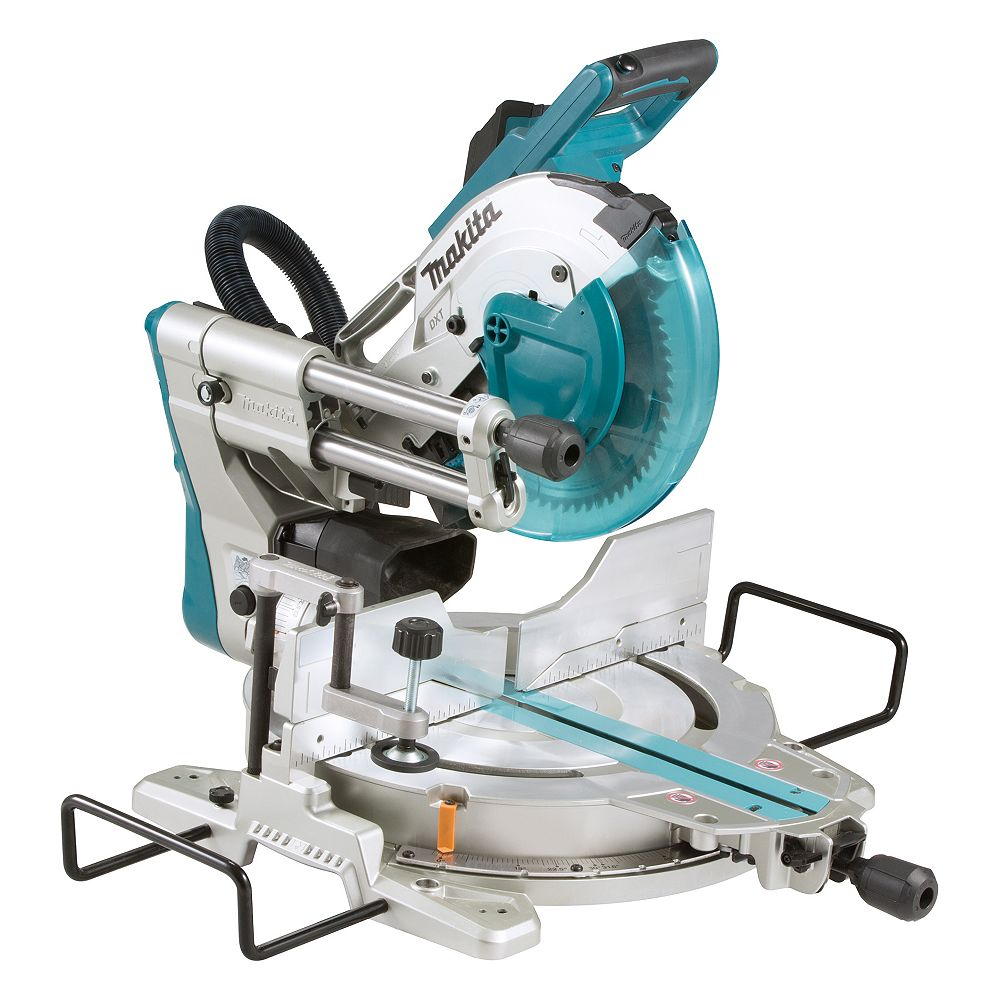 MAKITA 10-inch Dual Bevel Mitre Saw with Laser