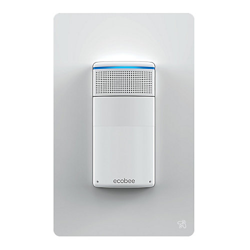 Interrupteur d'éclairage intelligent Switch+ avec assistant vocal Amazon Alexa intégré