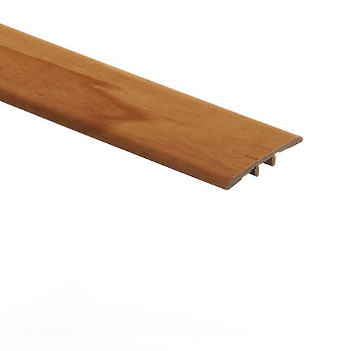 Golden Maple 5/16-inch Thick x 1 3/4-inch Wide x 72-inch Length Vinyl T-Molding