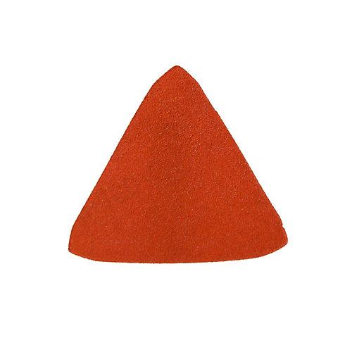 Paquet varié de 10 triangles abrasif