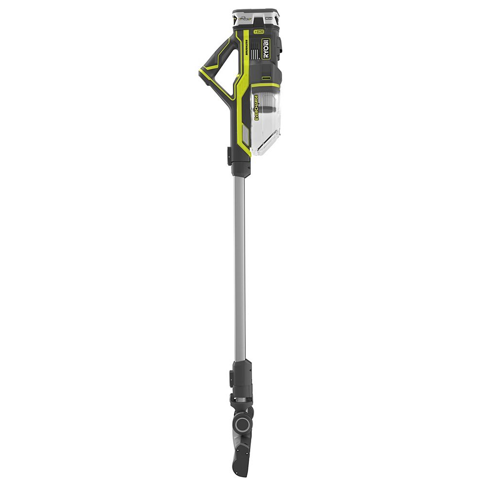RYOBI 18V ONE+ Cordless Stick Vacuum with Battery and Charger