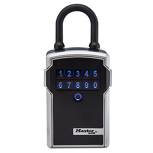 3-1/4 inch. (83mm) Wide Electronic Portable Lock Box