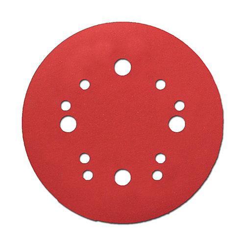 5 inch ROS Sanding Discs 320 Grit 50-PK
