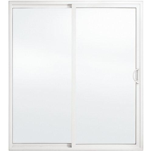 Porte-patio haut de gamme de, 5 pi. en vinyle, verre triple Low-E, ouv. vers la gauche / WC - ENERGY STAR®