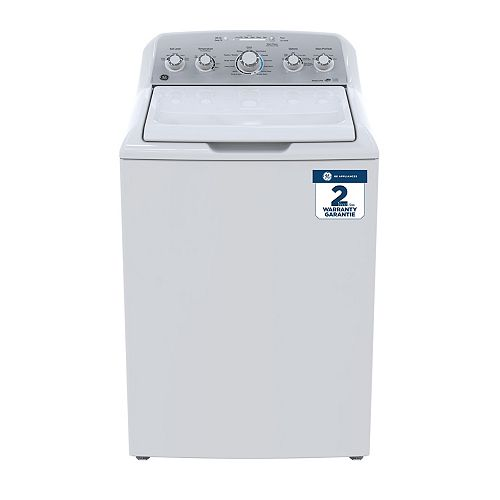 4.9 cu. ft. High Efficiency Top Load Washer in White - ENERGY STAR®