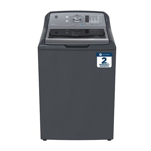 5.3 (IEC) cu. ft. Capacity Top load washer in Stainless Steel