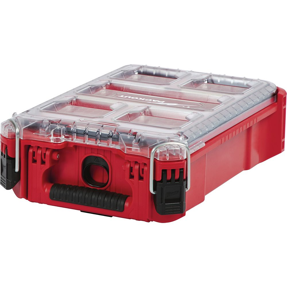 PACKOUT 12-Compartment Small Parts Organizer