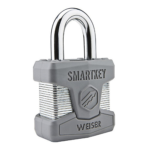 Smartkey Short Shackle Padlock