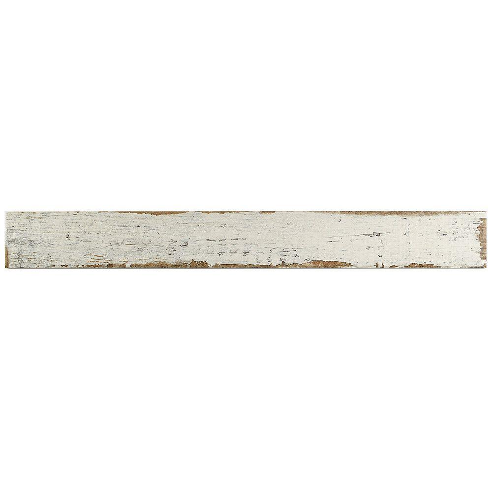 Merola Tile Retro Blanc 2 3 4 Inch X 23