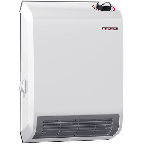 Stiebel Eltron CK 150-1 Trend Wall-Mounted Electric Fan Heater