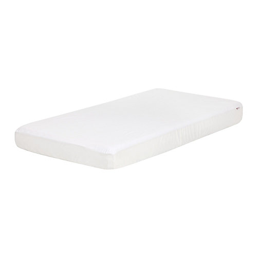 Somea Twin Size Waterproof Mattress Cover in White