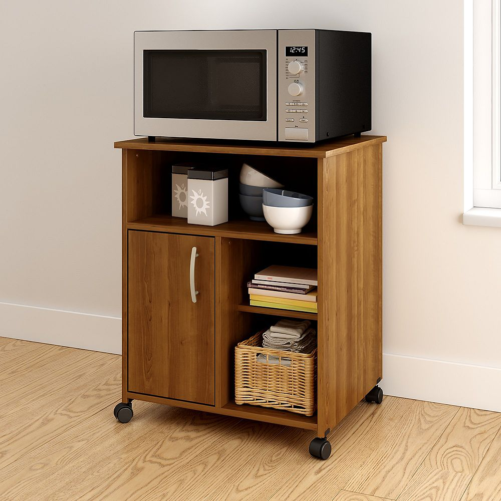 South S As Microwave Cart With