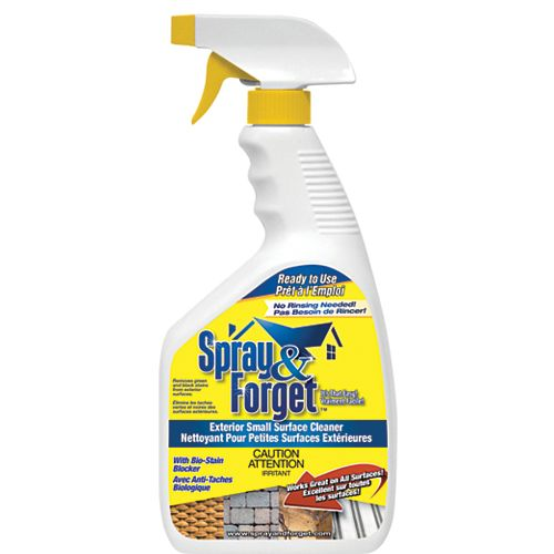 32 oz. Exterior Small Surface Cleaner with Spray Trigger
