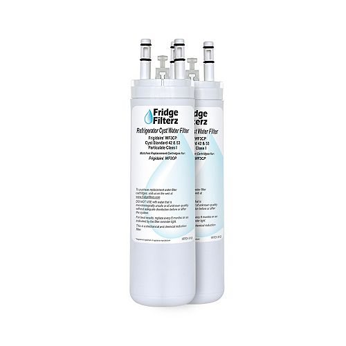 Frigidaire WF3CB Replacement Refrigerator Water & Ice Filter (2-Pack)