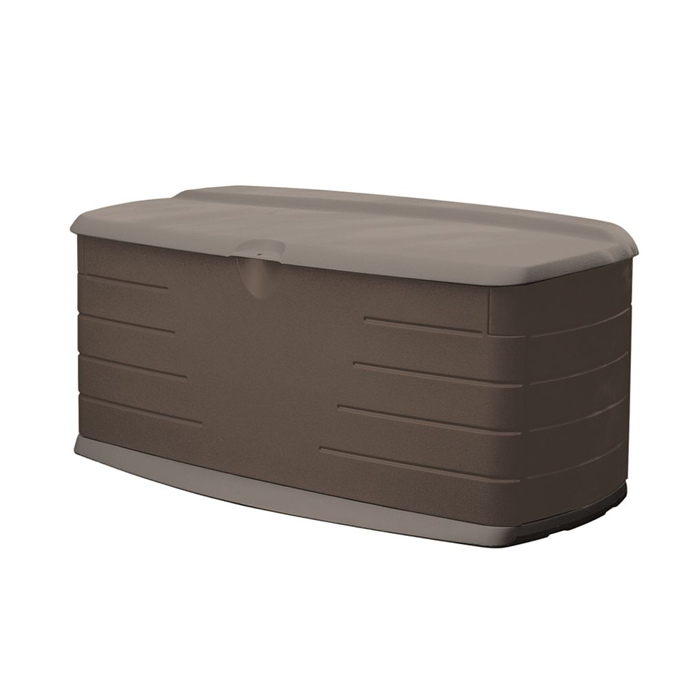 Rubbermaid Grand Coffre D Exterieur Avec Banc 12 Pi3 Home Depot Canada