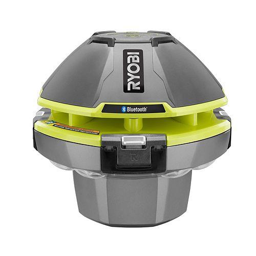18V Floating Speaker/Light Show with Bluetooth