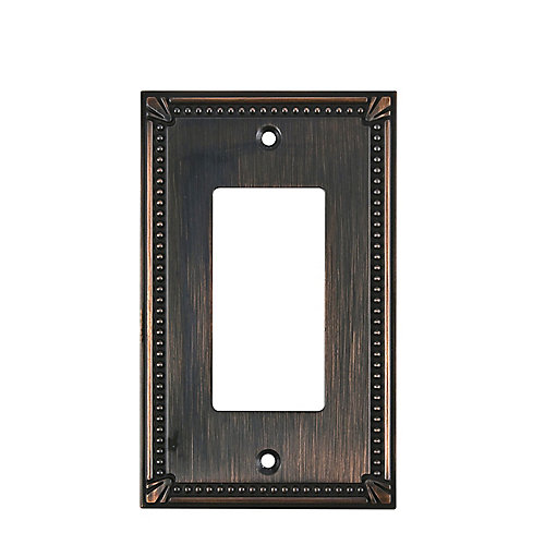Switch plate 1 Decora - Traditional Style