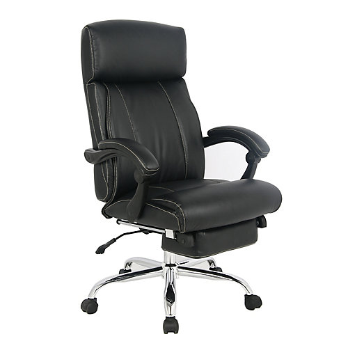 Executive High Back PU Leather Office Chair