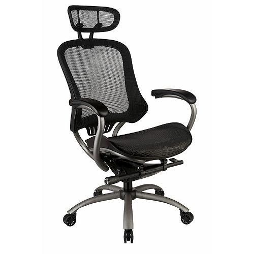 Ergonomic High Back Mesh Office Chair with Headrest