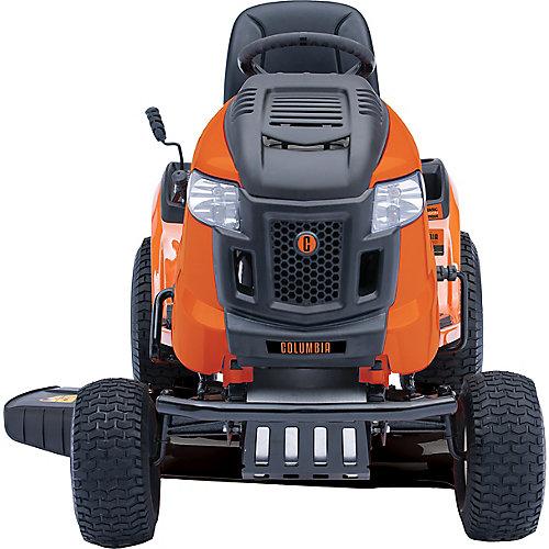 Tracteur de pelouse à gaz de 42 pouces 547cc avec transmission hydrostatique