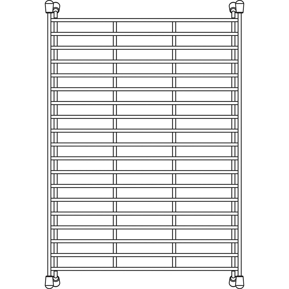 Blanco Floating Grid for IKON Kitchen Sinks, Stainless Steel