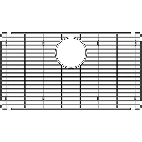 Blanco Sink Grid for IKON 30, Stainless Steel