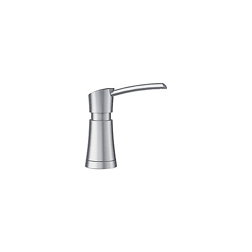 Artona Soap Dispenser - Stainless Steel Finish