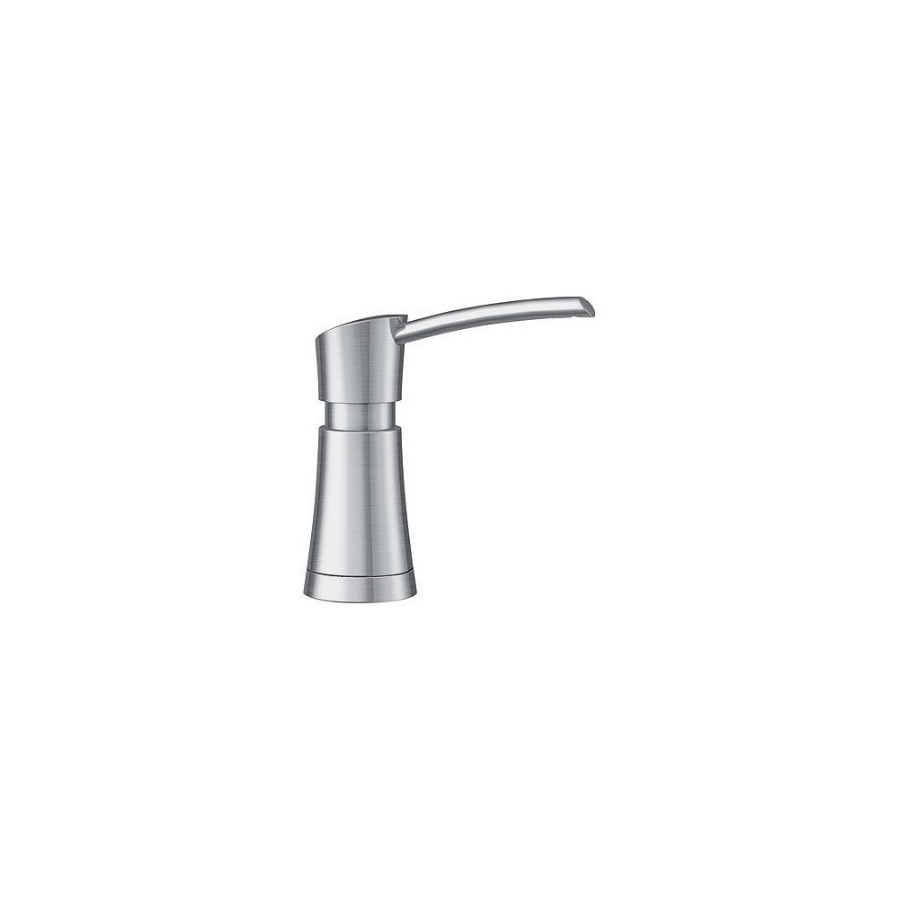 Blanco ARTONA Soap Dispenser, Stainless Finish, (370 ml) 12.5 fl oz.
