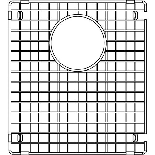 Sink Grid for QUATRUS Sinks, Stainless Steel