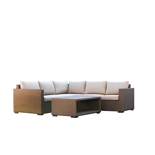 Palmetto Patio Sectional