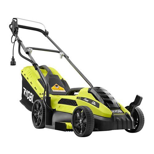 RYOBI 13-inch 11 amp Corded Electric Lawn Mower