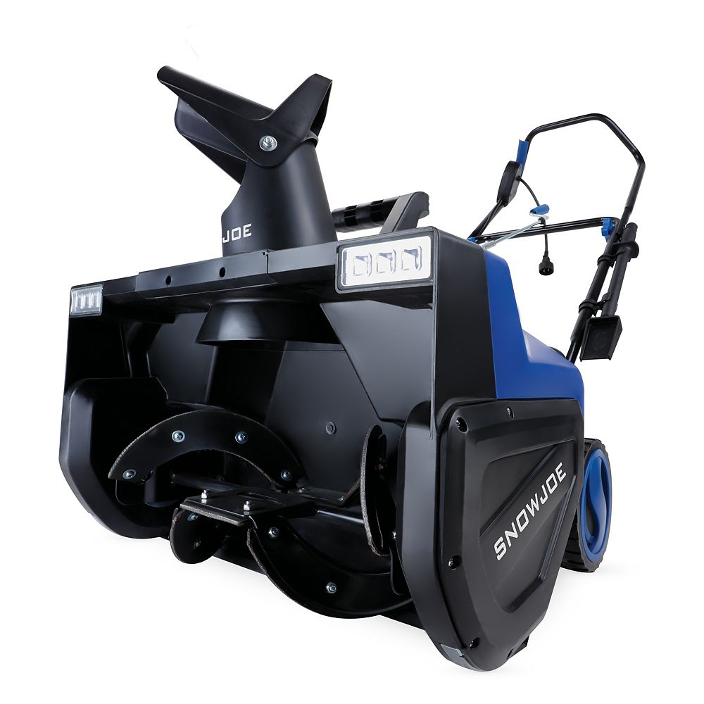 Snow Joe 22-inch 15 Amp Electric Snow Blower with Dual LED Lights