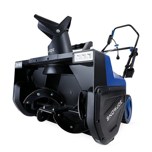 22-inch 15 Amp Electric Snow Blower with Dual LED Lights