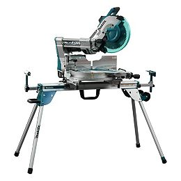 12-inch Mitre Saw with Laser and Stand