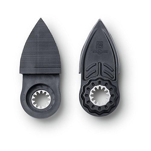 Starlock Finger-shaped Sanding Pads (2-Pack)