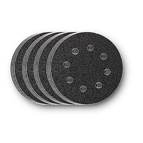 Sanding Sheet Set 4-1/2 inch - (16-Pack) (4 ea. grits 60/80/120/180)
