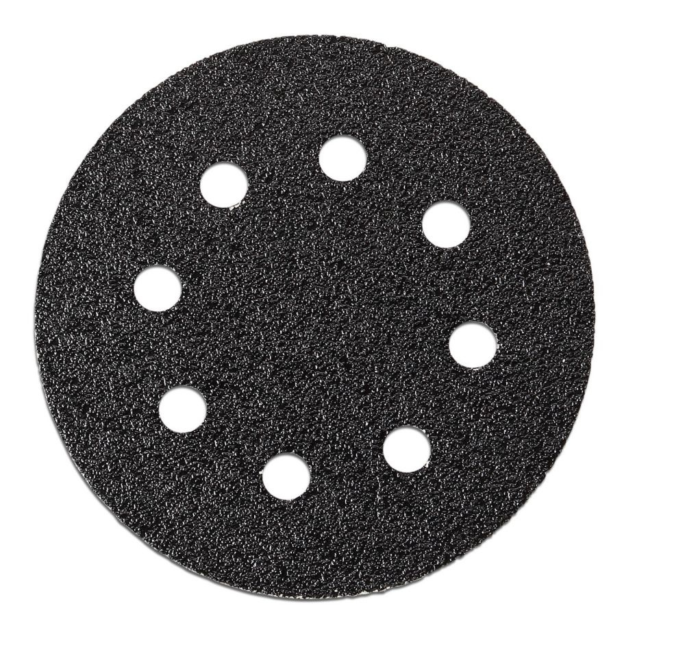 Sanding Sheets 4-1/2 inch - 8 hole - grit 120 (16-Pack)