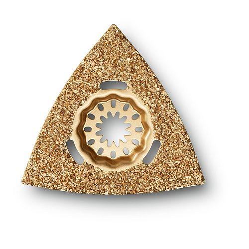 Starlock Triangular Carbide Rasp