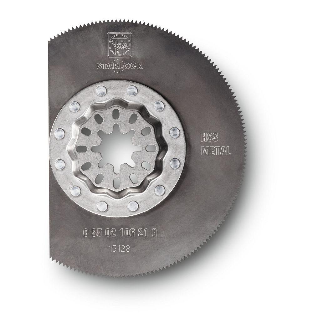 FEIN Starlock Segment HSS Saw Blade Long-Life BIM 3-1/8 inch (2-Pack)