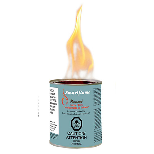 Combustible de brûleur Smartflame, 320 g, ens. de 24
