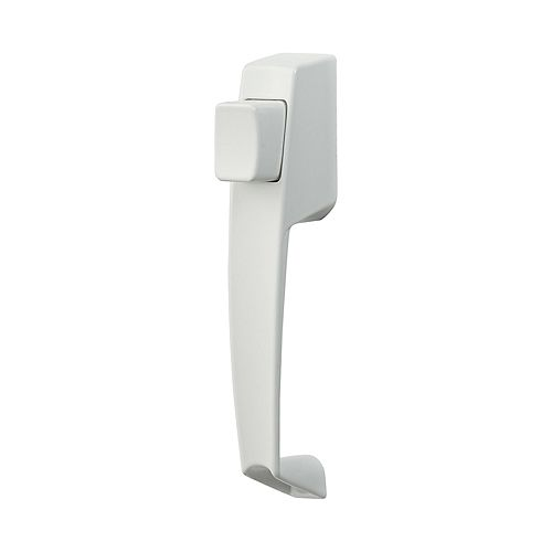 Ideal Security VP Push Button Handle Set (White)
