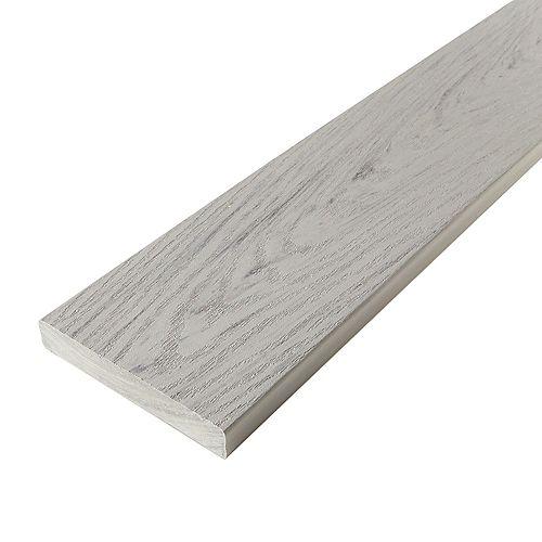 Veranda 20 Pi -  Utra Light Revêtement en Composite Solide - Flagstone Grey