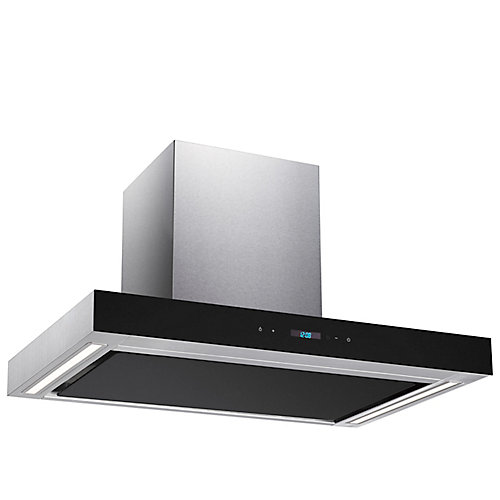 30 inch Chimney Style Range Hood with Remote