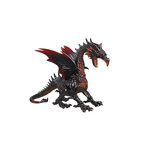 19-inch LED-Lit Dragon Halloween Decoration