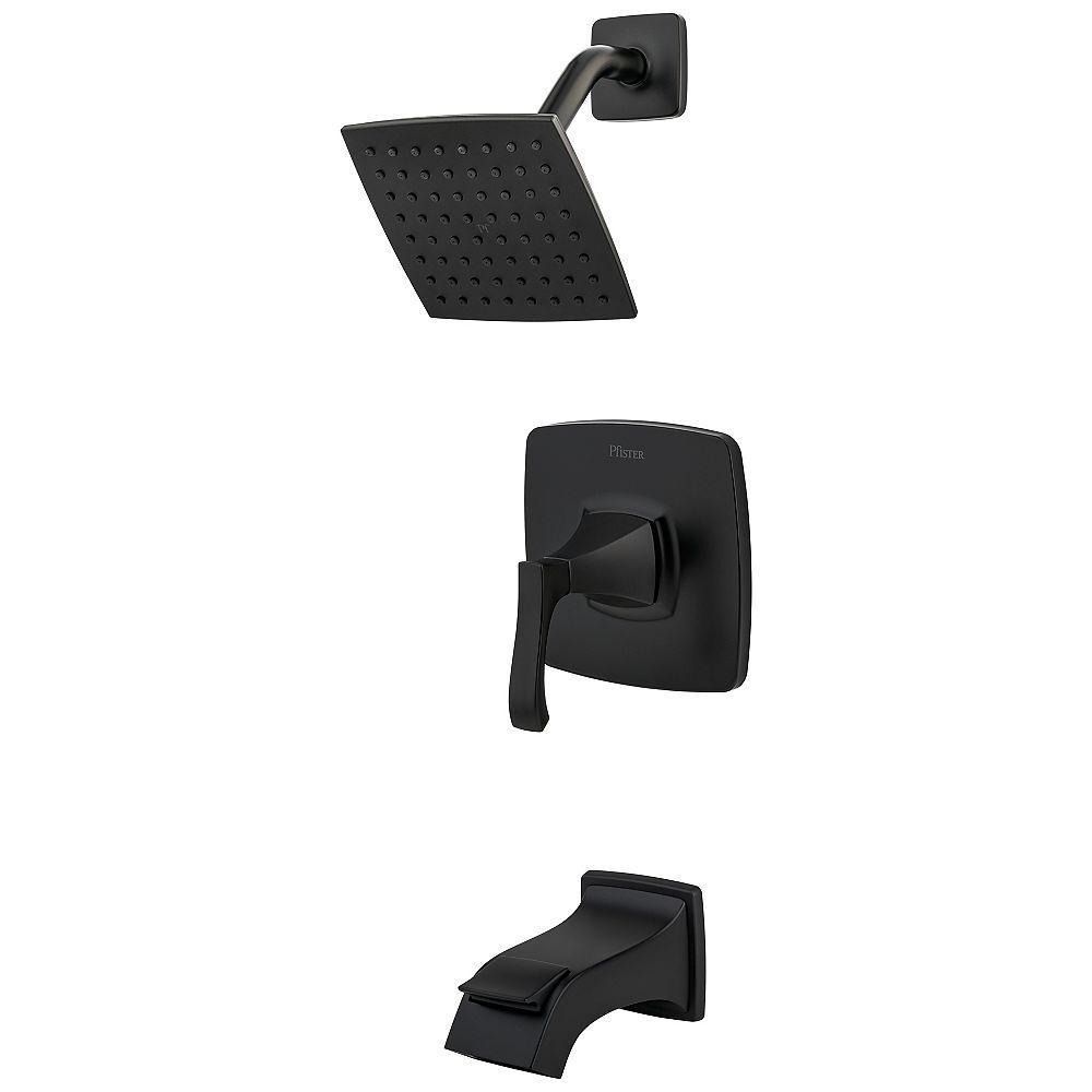 Pfister Venturi Tub and Shower in Black