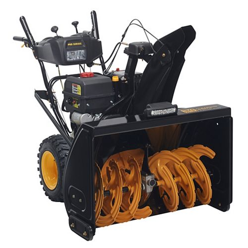 MTD Genuine Factory Parts 34-inch 420cc Two-Stage Snowblower