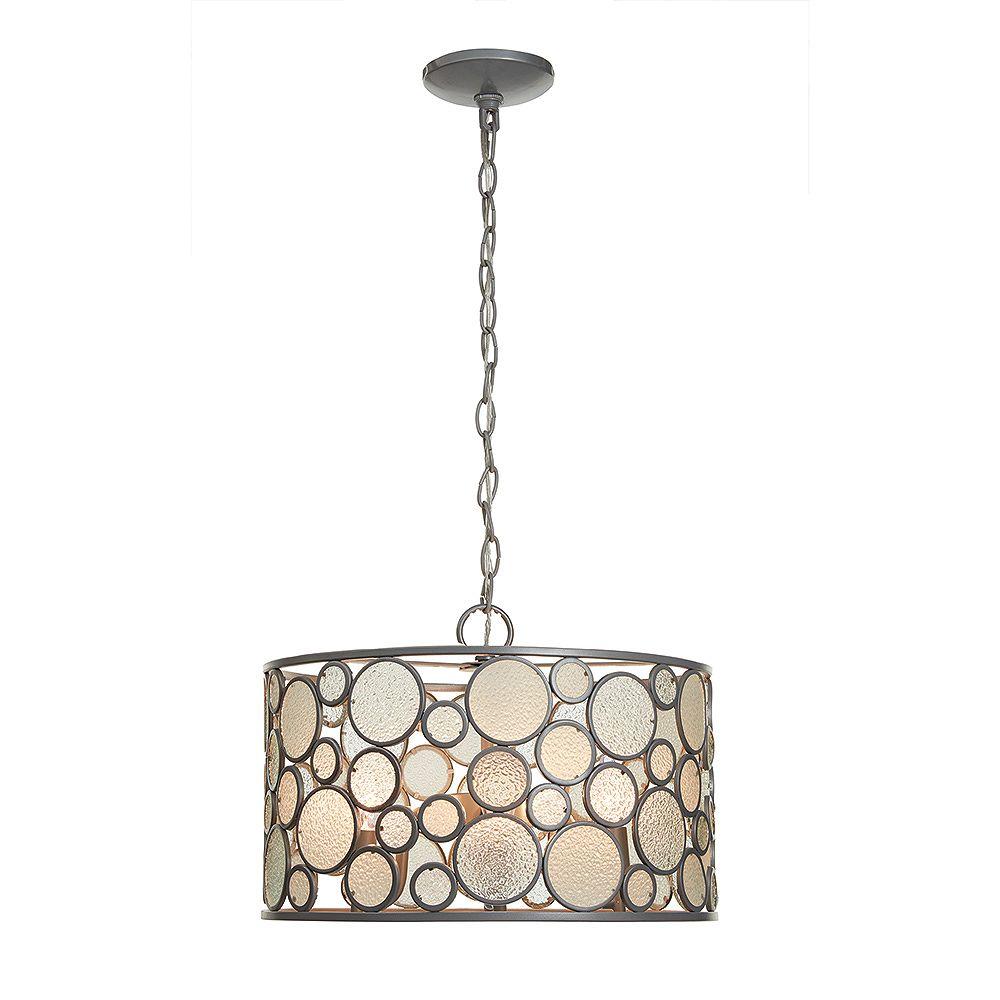 Home Decorators Collection 4 Light Pendant