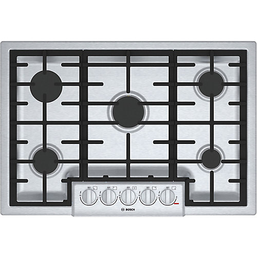 800 Series - 30 inch Gas Cooktop - 5 Burners