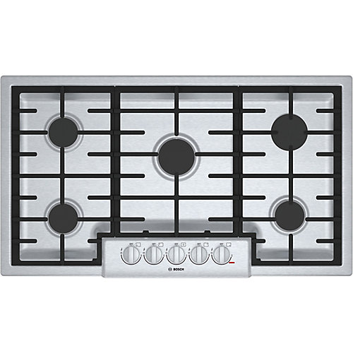 800 Series - 36 inch Gas Cooktop - 5 Burners